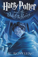 link to Harry Potter and the Order of the Phoenix: Book 5 in the TCC library catalog