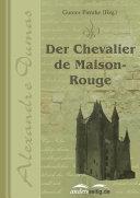 Der Chevalier de Maison-Rouge Pdf/ePub eBook