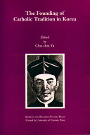 Pdf The Founding of Catholic Tradition in Korea Telecharger