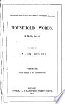 Household Words Book PDF