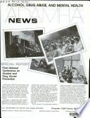 ADAMHA News on Alcohol  Drug Abuse  and Mental Health