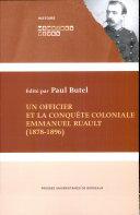 Un officier et la conquête coloniale, Emmanuel Ruault ebook