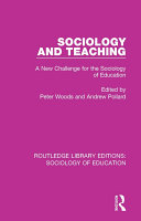 Sociology and Teaching: A New Challenge for the Sociology of ...