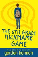 Pdf The 6th Grade Nickname Game