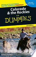 Colorado & the Rockies For Dummies