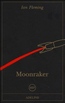 007 Moonraker Book