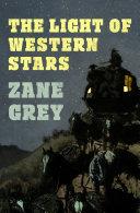 The Light of Western Stars Pdf/ePub eBook