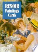 Six Renoir Paintings Cards