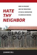 Hate Thy Neighbor ebook