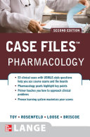 Case Files Pharmacology  Second Edition Book