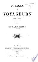 Voyages et voyageurs, 1837-1854
