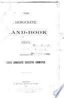 The North Carolina Democratic Hand-book