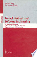 Formal Methods and Software Engineering Book