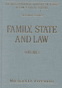 Pdf Family, State and Law