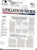 Litigation News