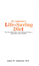 Dr  Anderson s Life Saving Diet