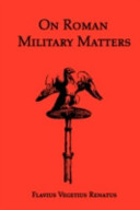 On Roman Military Matters