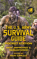 The US Army Survival Guide   Pocket Edition