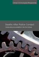 Deaths After Police Contact [Pdf/ePub] eBook