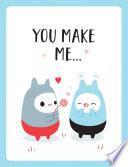 You Make Me    Book