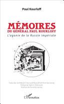 Mémoires du général Paul Kourloff [Pdf/ePub] eBook