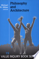Philosophy and Architecture Book
