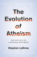 The Evolution of Atheism Pdf/ePub eBook