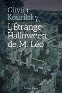 L'Étrange Halloween de M. Léo Pdf/ePub eBook