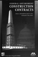 Federal Government Construction Contracts