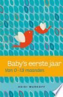 Baby S Eerste Jaar
