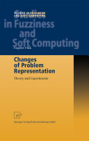 Changes of Problem Representation: Theory and Experiments