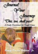 Journal Your Journey  This  Too  Shall Pass