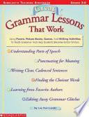 Great Grammar Lessons That Work Book PDF