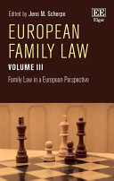 European Family Law Volume III Pdf/ePub eBook