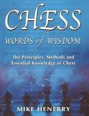 Chess Words of Wisdom