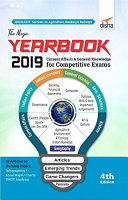 THE MEGA YEARBOOK 2019   Current Affairs   General Knowledge for Competitive Exams   4th Edition