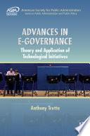 Advances in E Governance