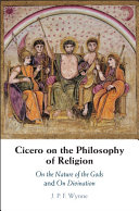 Cicero on the Philosophy of Religion