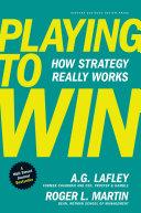 Playing to Win Pdf/ePub eBook