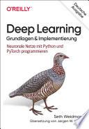 Deep Learning – Grundlagen und Implementierung