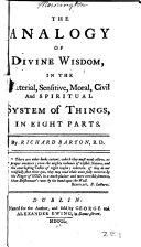 The Analogy of Divine Wisdom