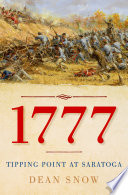link to 1777 : tipping point at Saratoga in the TCC library catalog