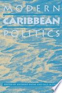 Modern Caribbean Politics
