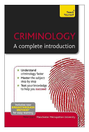 Cover of Criminology: A Complete Introduction