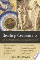 Reading Genesis 1 2