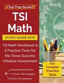 TSI Math Study Guide 2019