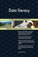 Data Literacy a Clear and Concise Reference