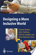 Designing a More Inclusive World