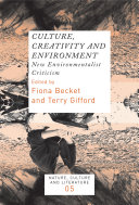 Culture  Creativity and Environment