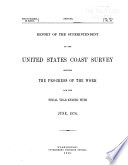 Annual Report of the Directory